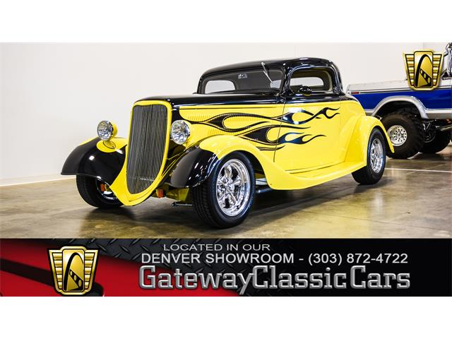Picture of '33 3-Window Coupe - OR1I
