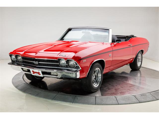 Picture of '69 Chevelle - OR1L