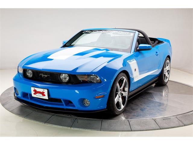 Picture of '10 Mustang - OR1S
