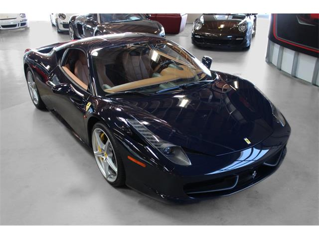 Picture of 2013 Ferrari 458 located in San Carlos California - OR1T