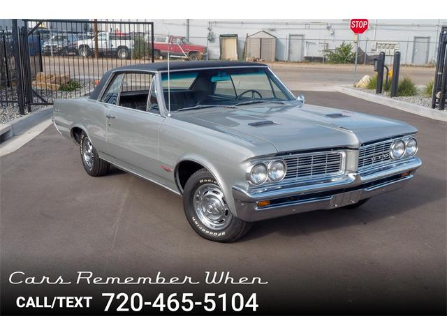 Picture of Classic '64 GTO located in Littleton Colorado - OR29