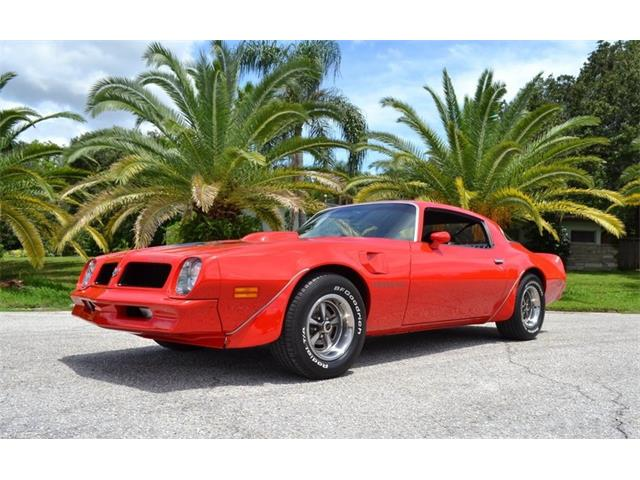 Picture of 1976 Pontiac Trans AM 455 HO Auction Vehicle - OR2M