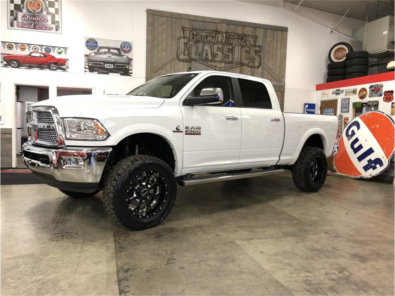 Large Picture Of 17 Ram 2500 Located In Michigan 49 990 00 Or3a