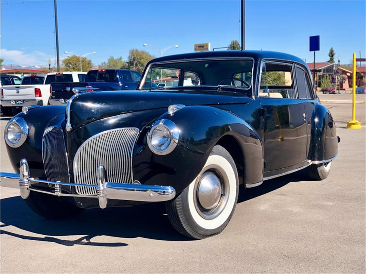 Large Picture of '41 Continental - OR3D