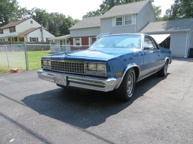 Picture of '84 El Camino - OR3I