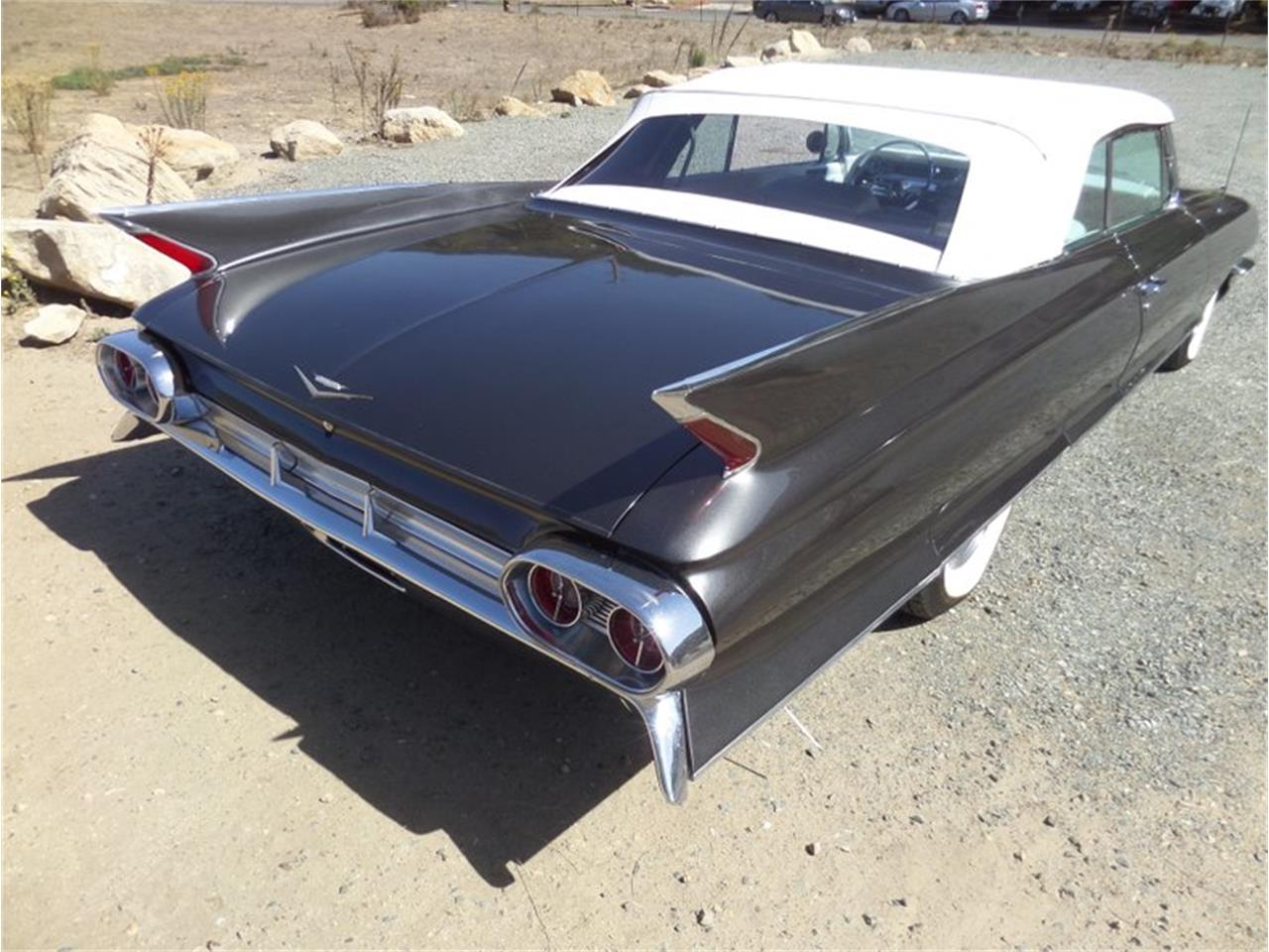 Large Picture of Classic 1961 Cadillac Series 62 Offered by Laguna Classic Cars - OR3X