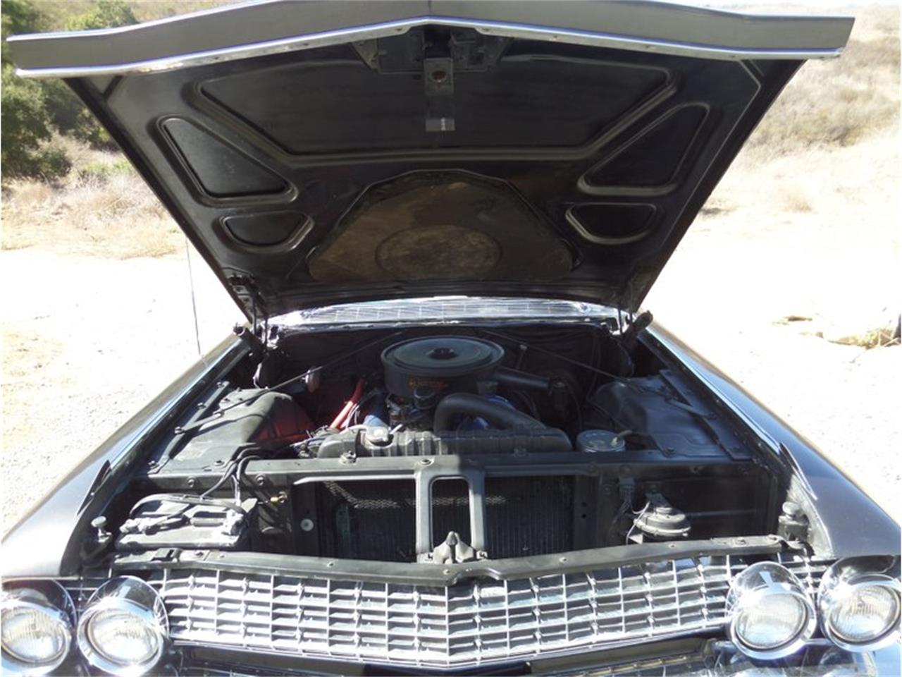 Large Picture of 1961 Cadillac Series 62 located in Laguna Beach California Offered by Laguna Classic Cars - OR3X