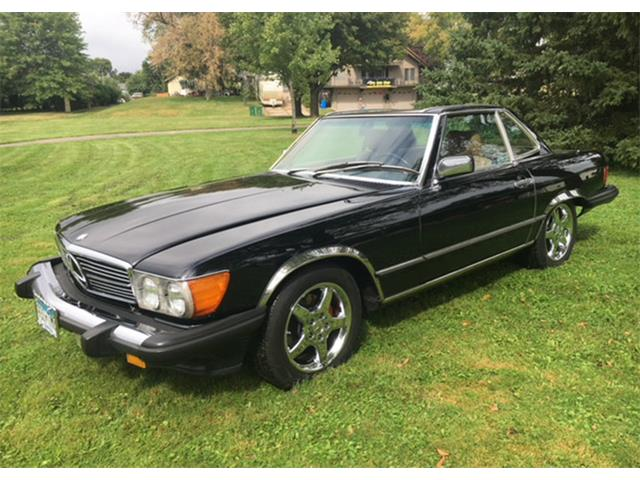 Picture of '86 560SL - OR4T