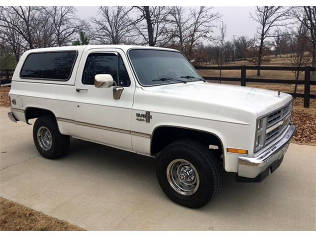 Picture of '86 Blazer - OR52
