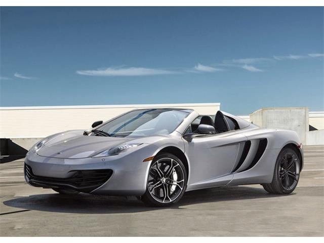 Picture of '13 MP4-12C - OR58