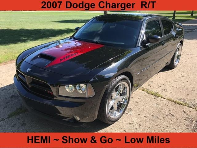 Picture of '07 Charger - OR5Z