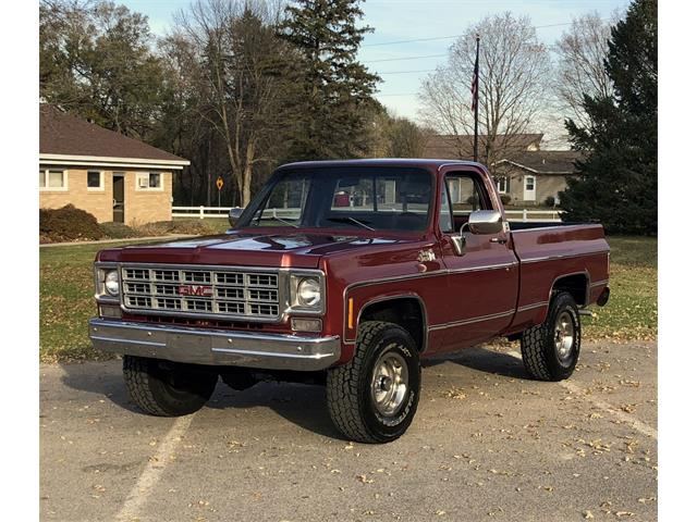 Picture of '78 Pickup - ONQA