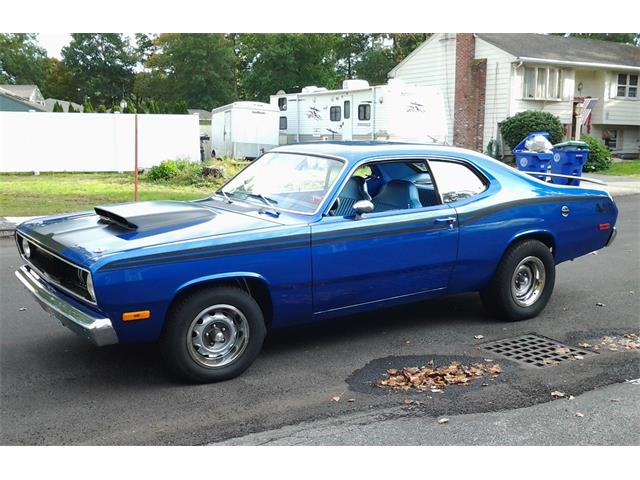 Picture of '72 Duster - OR77