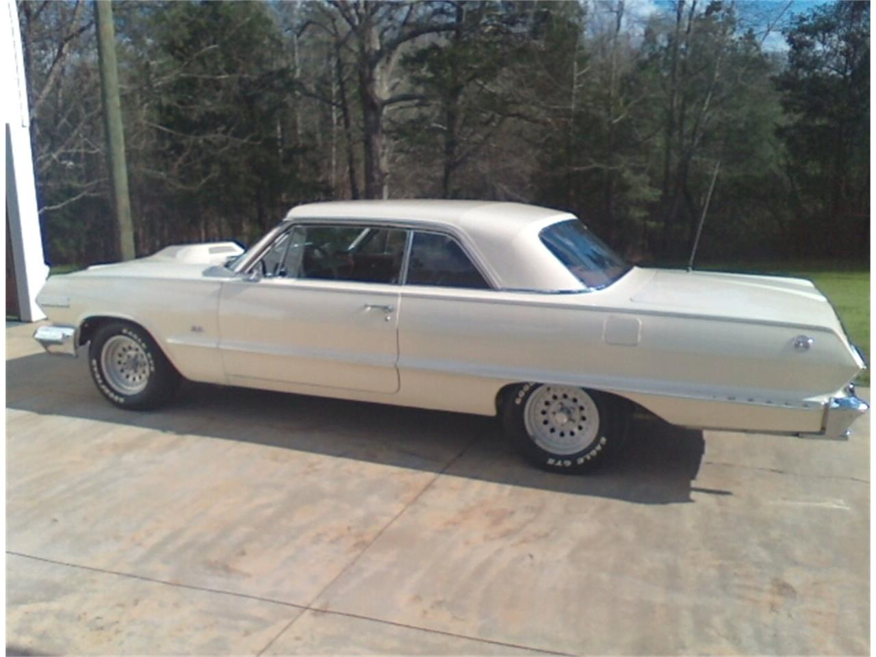 Large Picture of '63 Impala - OR7C