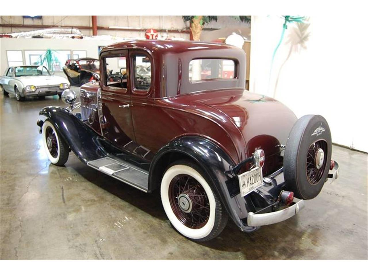 Large Picture of '32 5-Window Coupe - OR7G