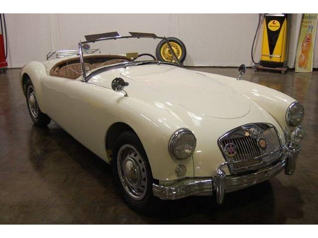 Picture of 1956 MG MGA located in Georgia - OR7H