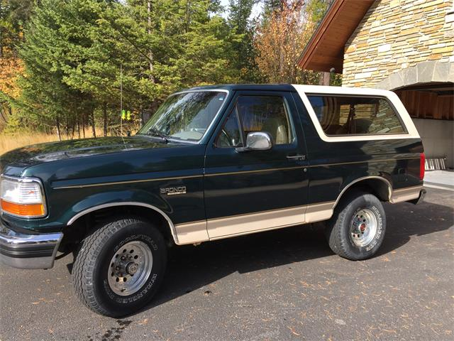 Picture of '93 Bronco - OR7J