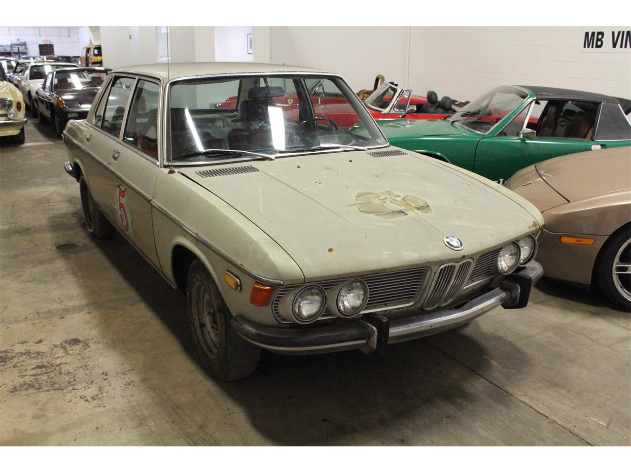 Large Picture of 1971 BMW Bavaria located in Ohio - OR7M