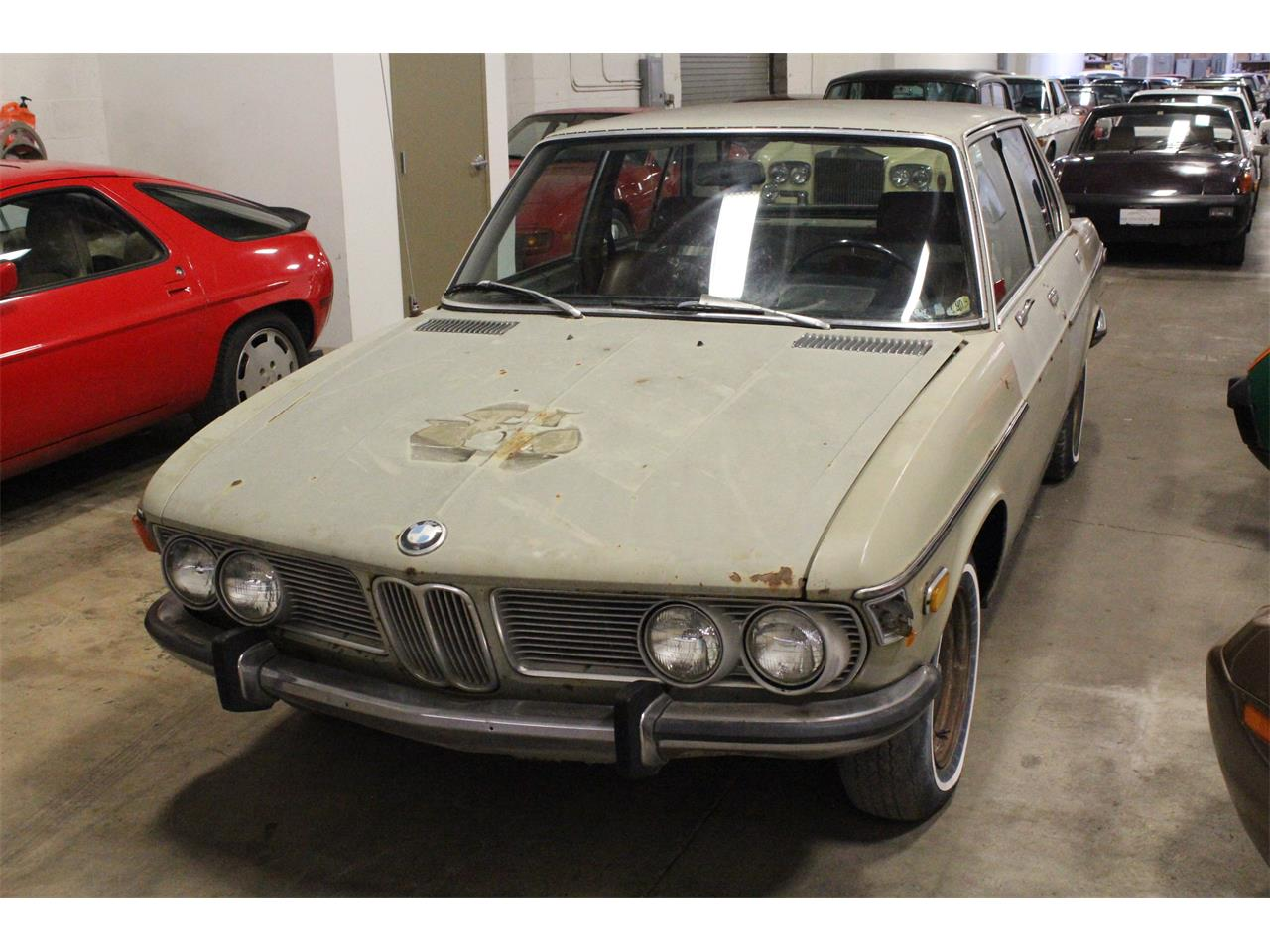 Large Picture of 1971 BMW Bavaria Offered by MB Vintage Cars Inc - OR7M