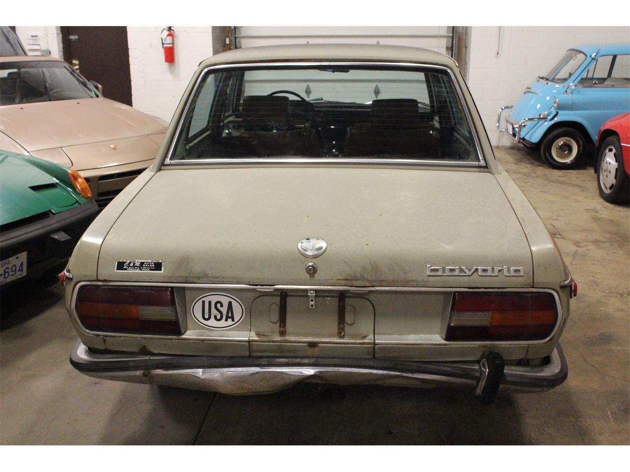 Large Picture of '71 Bavaria Offered by MB Vintage Cars Inc - OR7M