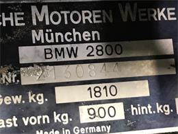 Picture of 1971 BMW Bavaria Offered by MB Vintage Cars Inc - OR7M