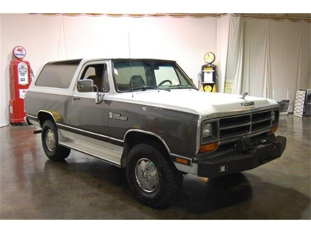 1988 Dodge Ramcharger For Sale Classiccars Com Cc 1155015