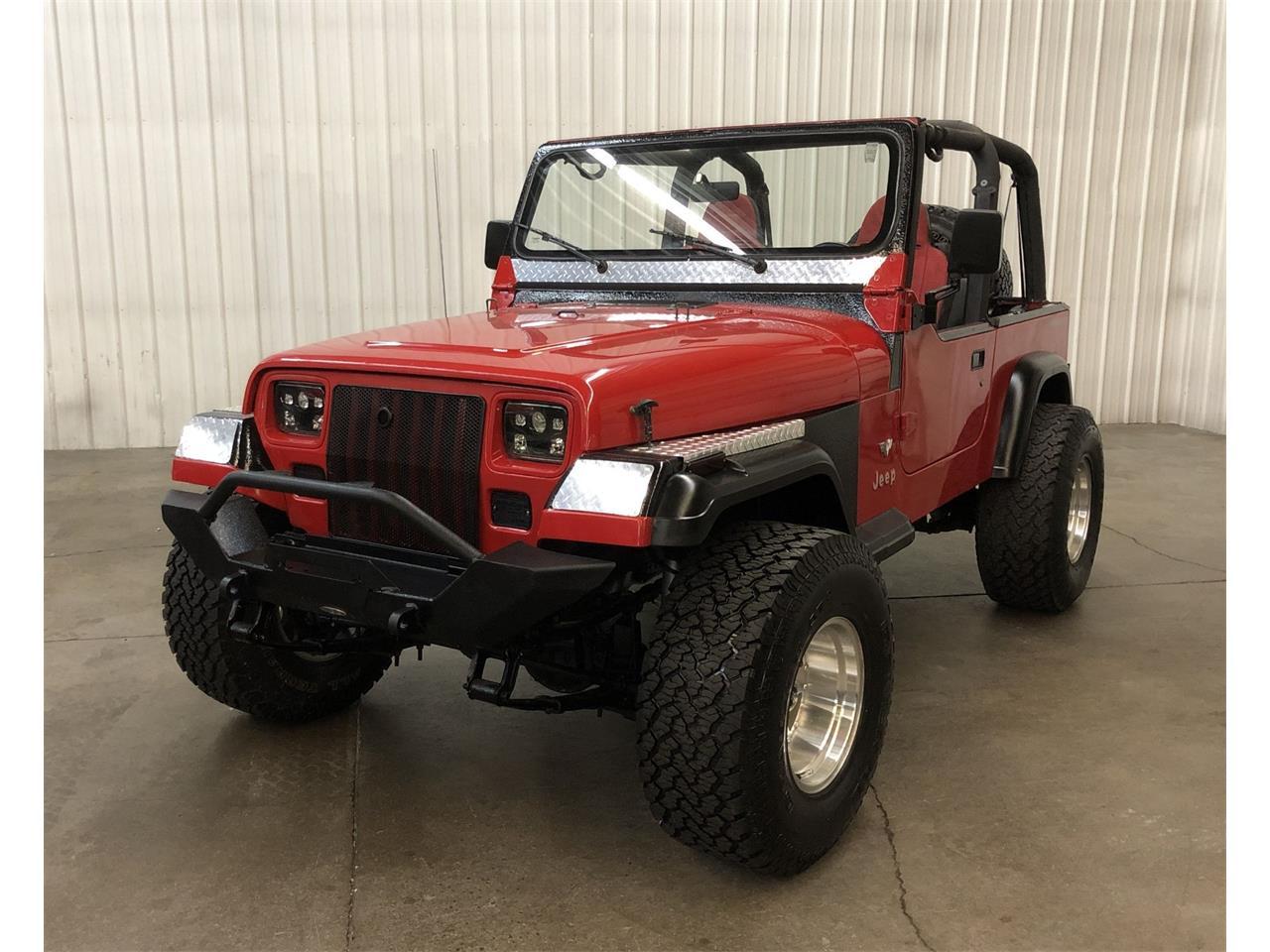 5a9b000a 1994 Jeep Wrangler for Sale | ClassicCars.com | CC-1150502