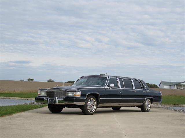 Picture of '91 Limousine - OR80