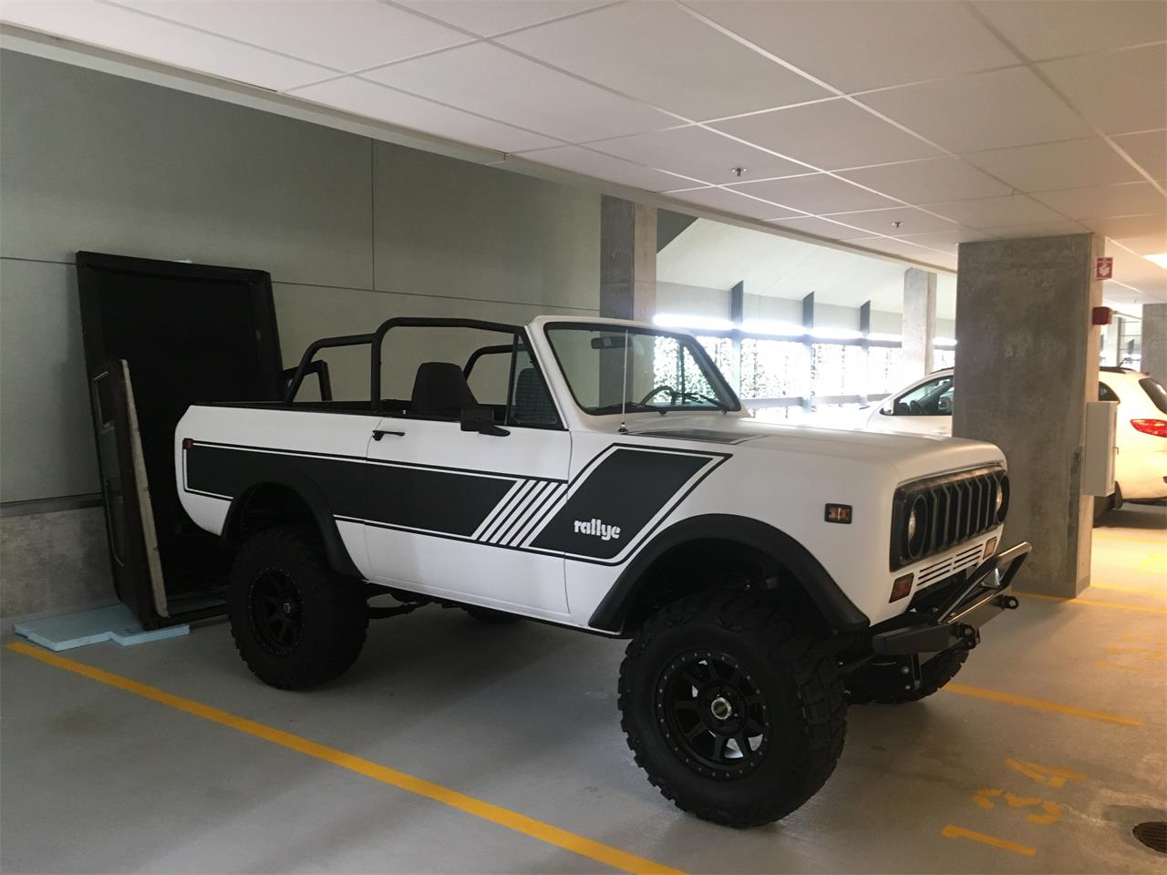 Large Picture Of 75 Scout Ii Located In Chicago Illinois Offered By A Private Seller Large Picture Of 1975 International Harvester
