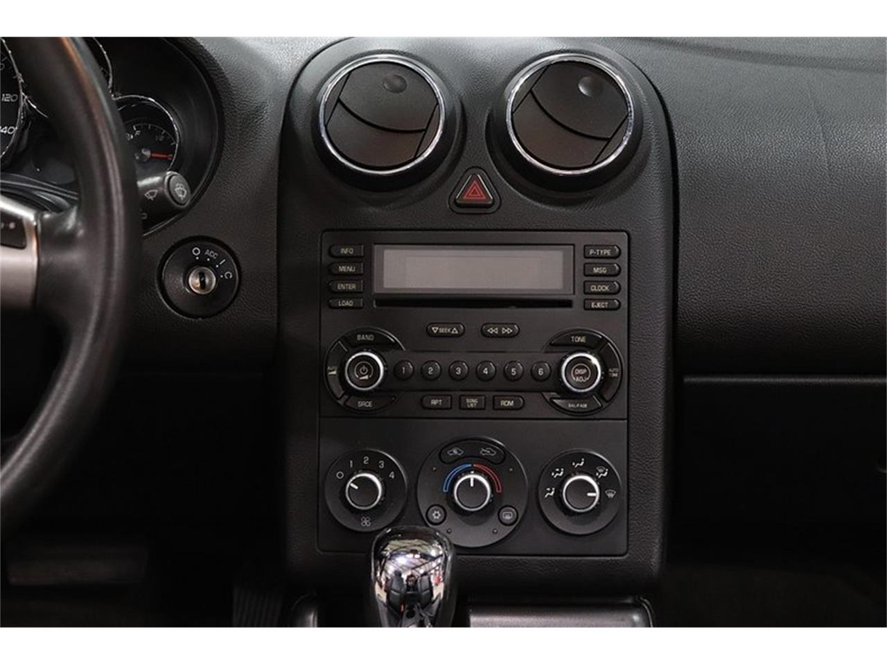 2006 pontiac g6 radio not working