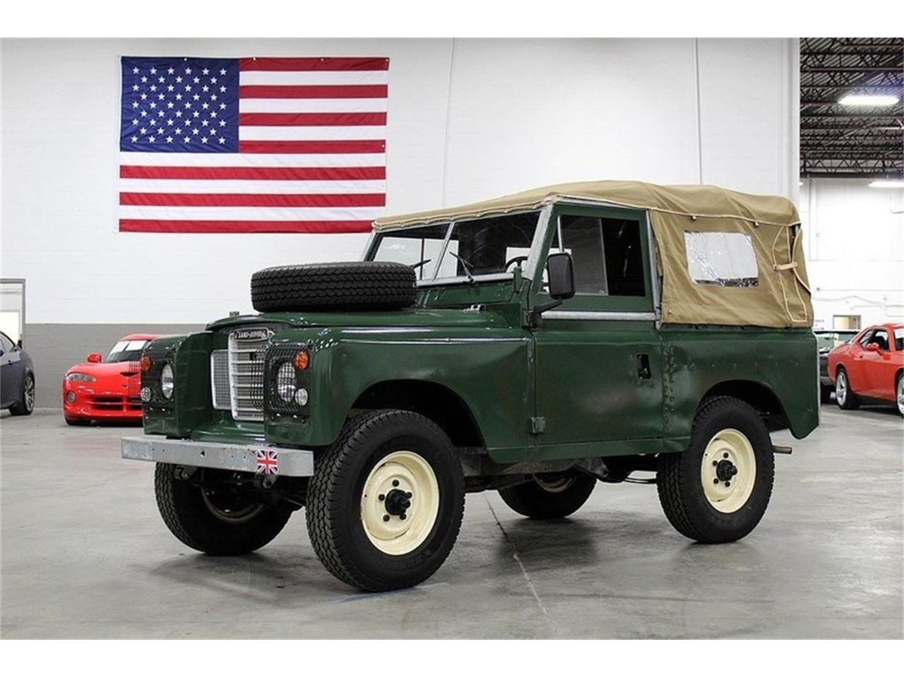 1975 Land Rover Defender For Sale Cc 1155049 90 Large Picture Of 75 Or8p