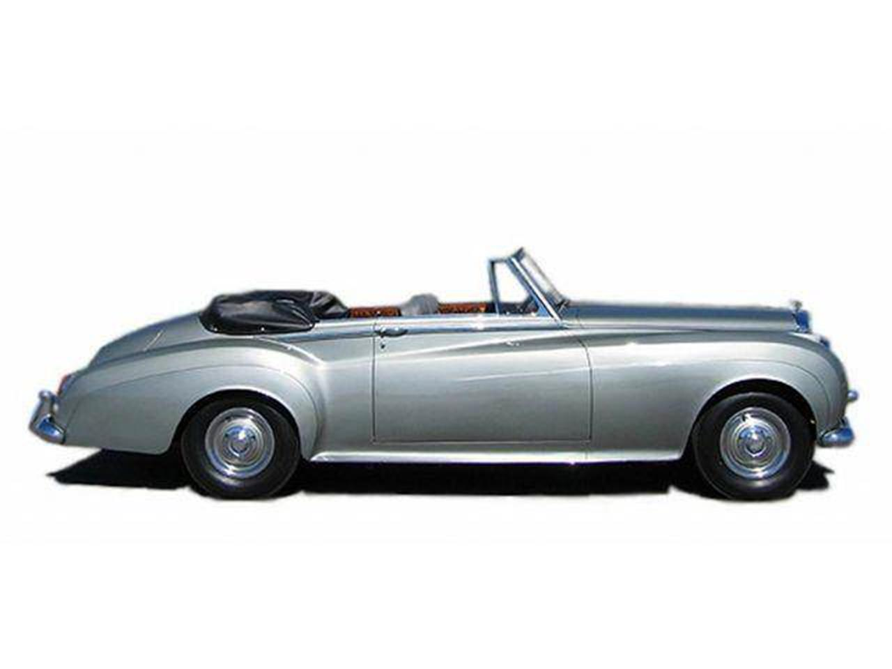 Large Picture of 1962 Rolls-Royce Silver Cloud II located in Florida Offered by Prestigious Euro Cars - ONQH