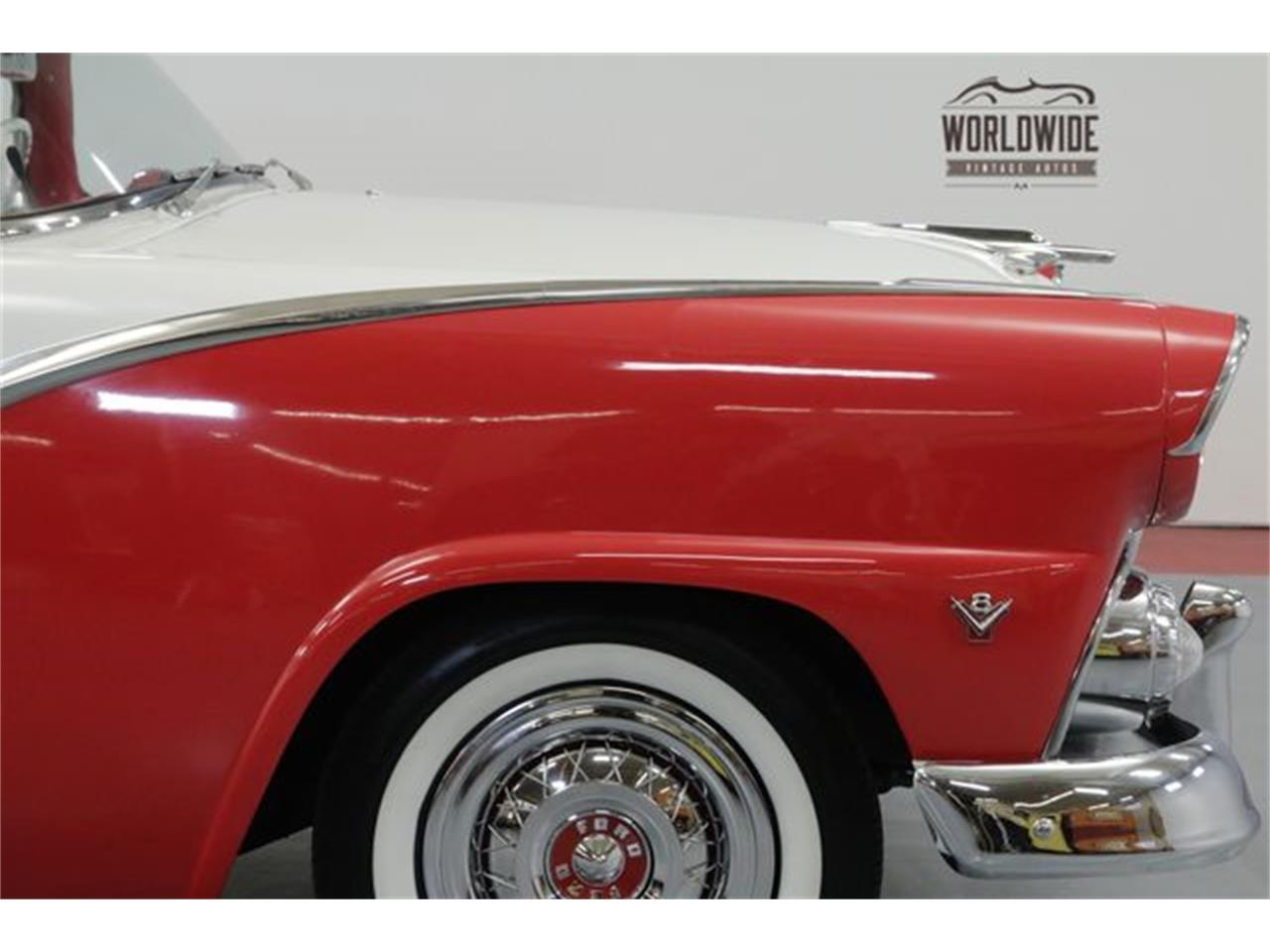 Large Picture of Classic '55 Ford Crown Victoria - $27,900.00 Offered by Worldwide Vintage Autos - OR8Y