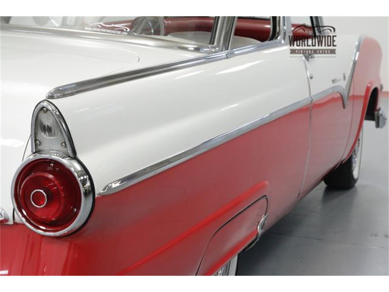 Large Picture of 1955 Ford Crown Victoria located in Denver  Colorado Offered by Worldwide Vintage Autos - OR8Y
