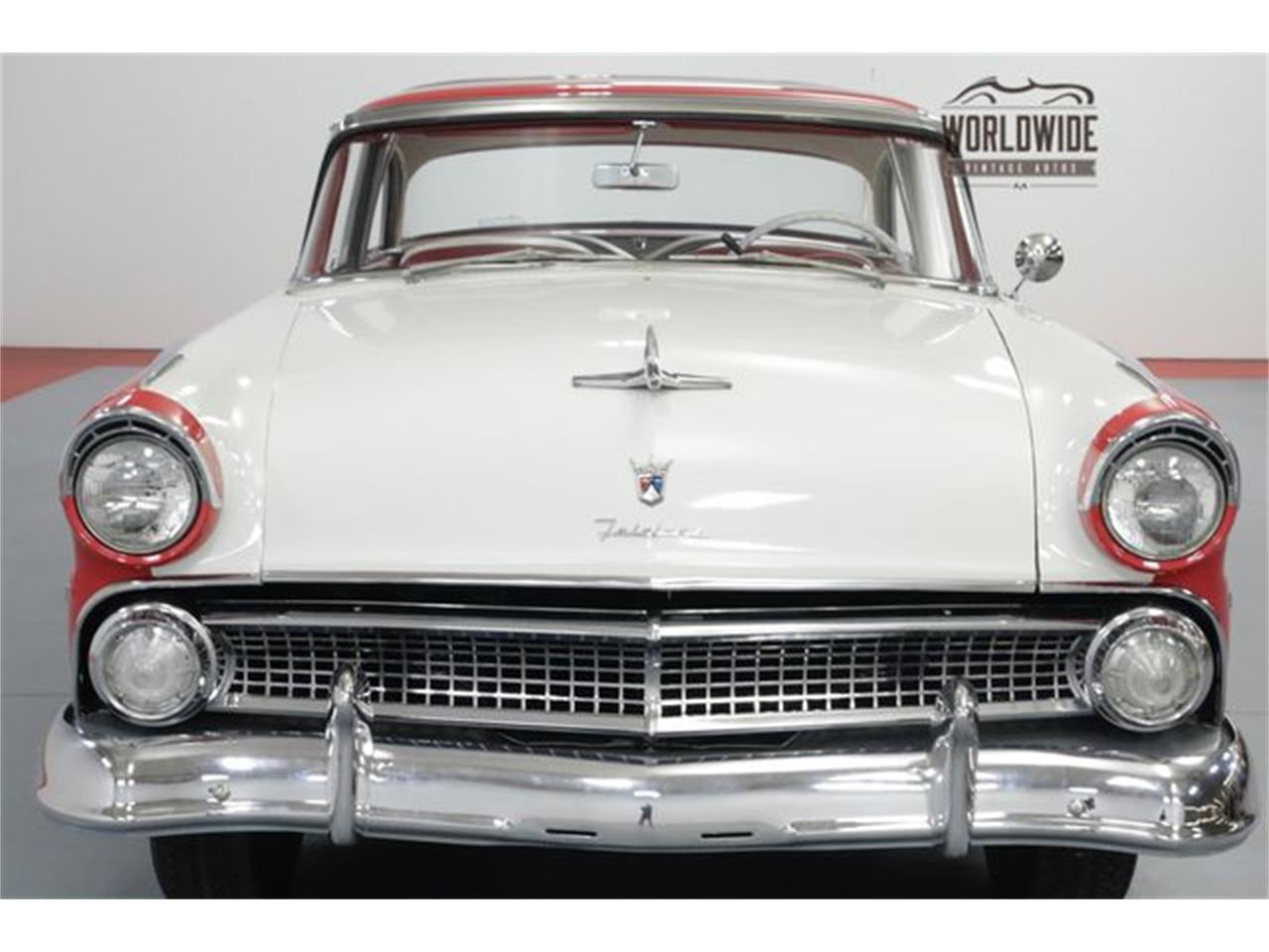 Large Picture of '55 Ford Crown Victoria located in Colorado - $27,900.00 Offered by Worldwide Vintage Autos - OR8Y