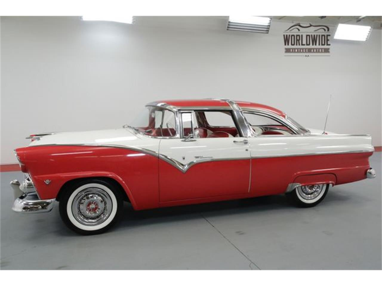 Large Picture of Classic 1955 Crown Victoria Offered by Worldwide Vintage Autos - OR8Y