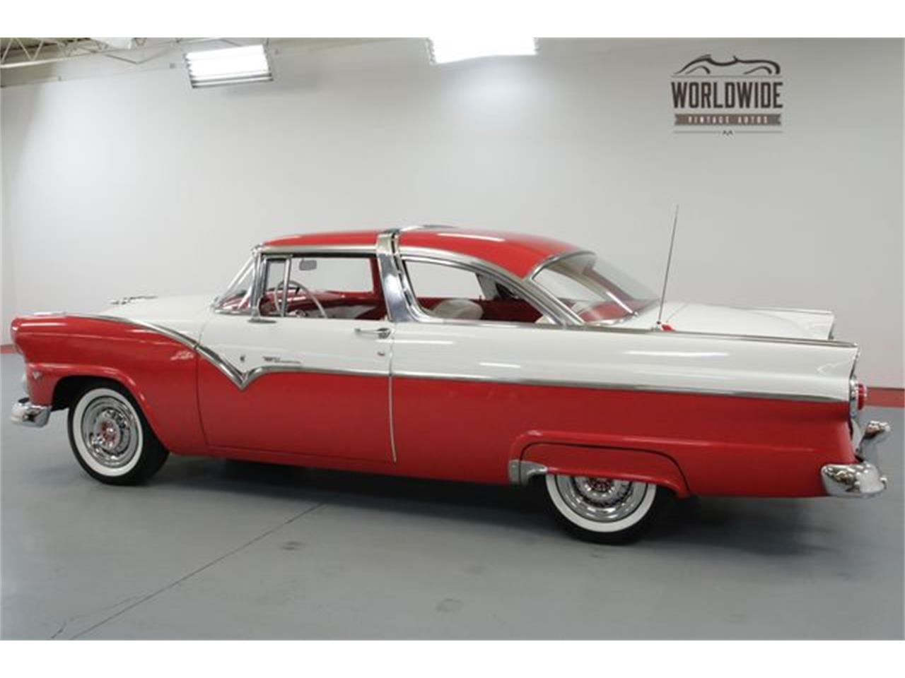 Large Picture of 1955 Ford Crown Victoria - $27,900.00 Offered by Worldwide Vintage Autos - OR8Y