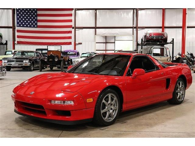 Picture of '95 NSX - OR8Z
