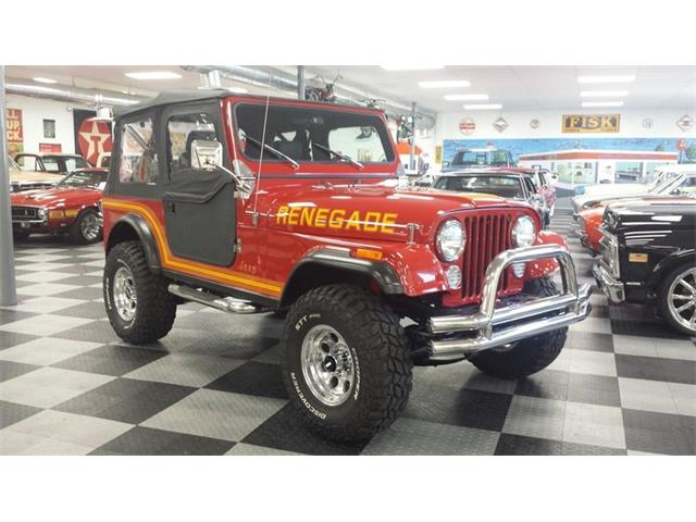 Picture of '85 CJ - OR9P