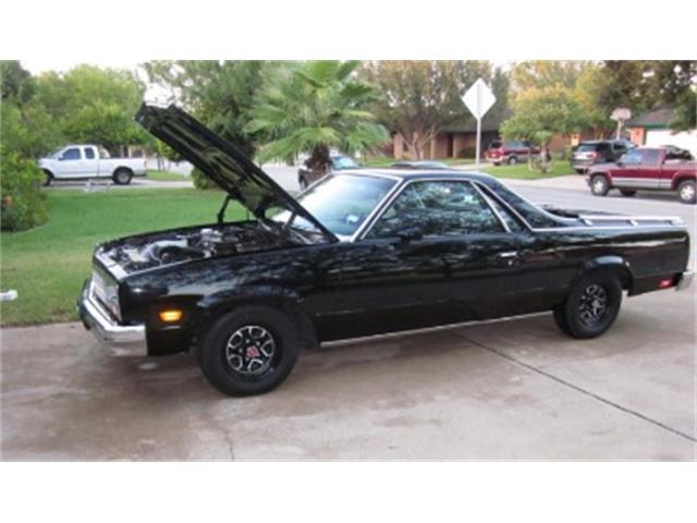 Picture of '83 El Camino - ORA5