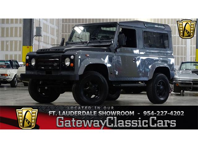 Picture of '91 Defender - ORAA