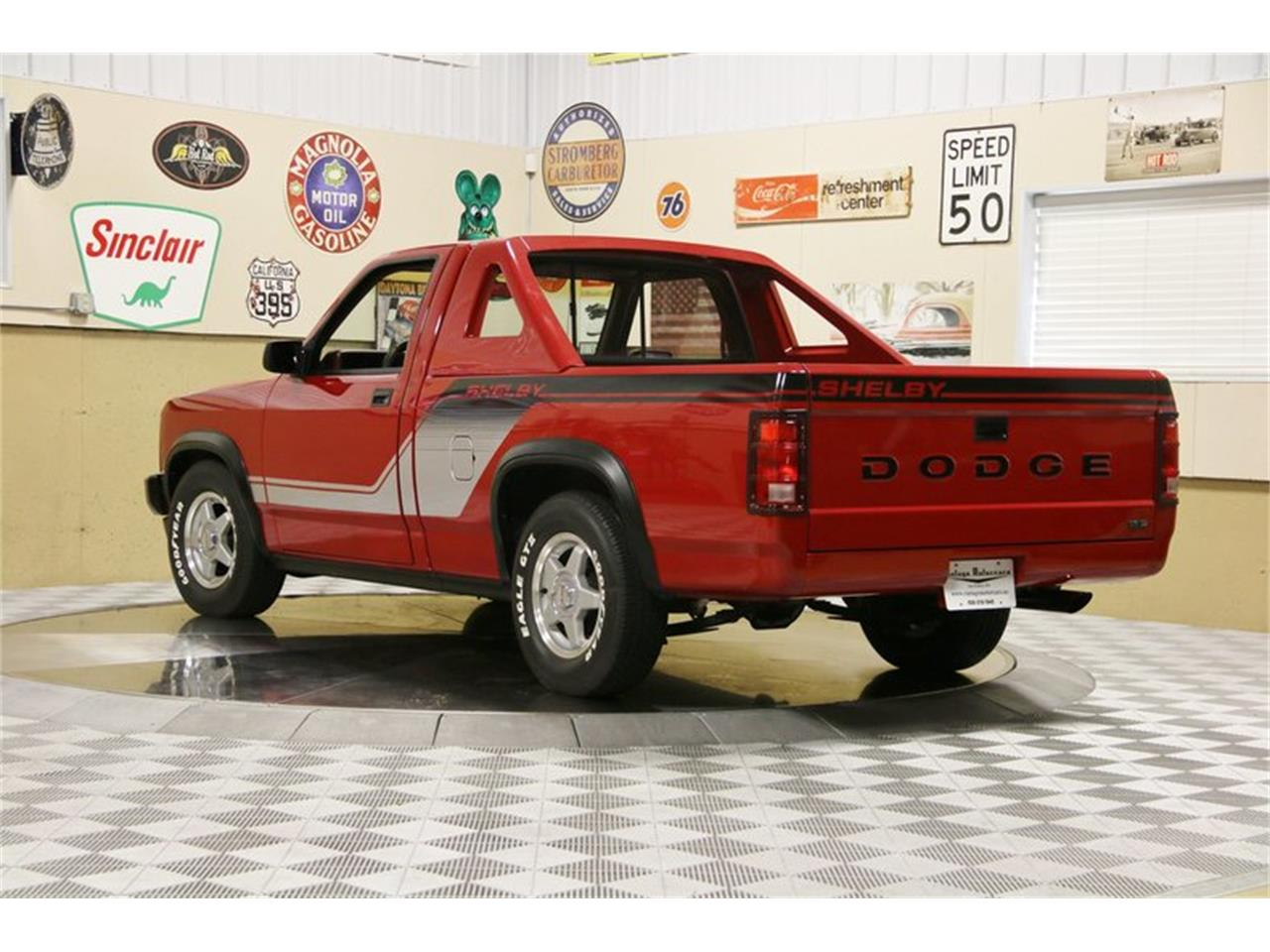 Large Picture of '89 Dakota - ONQP