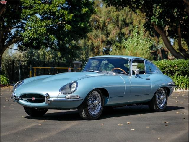 Picture of '64 E-Type - ORB2
