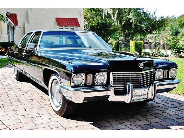 Picture of '72 Fleetwood - ORCG