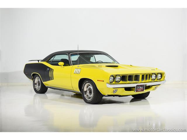 Picture of '71 Barracuda - ORCO