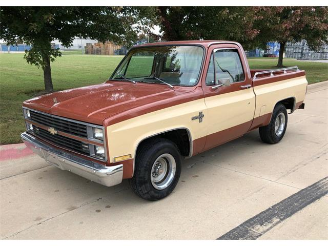 Picture of '83 Silverado - ORCW