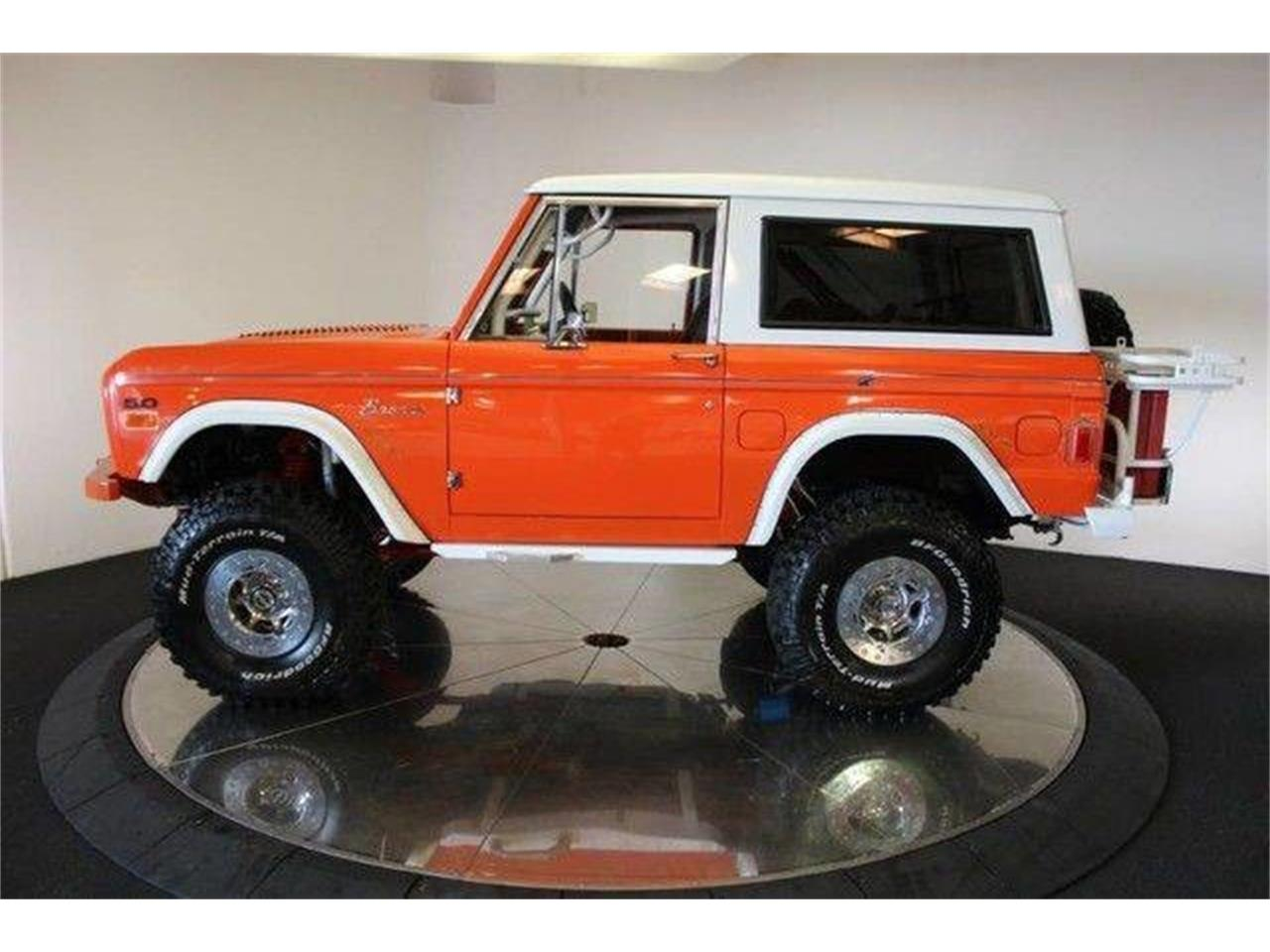 Large Picture of '74 Bronco - ORDG