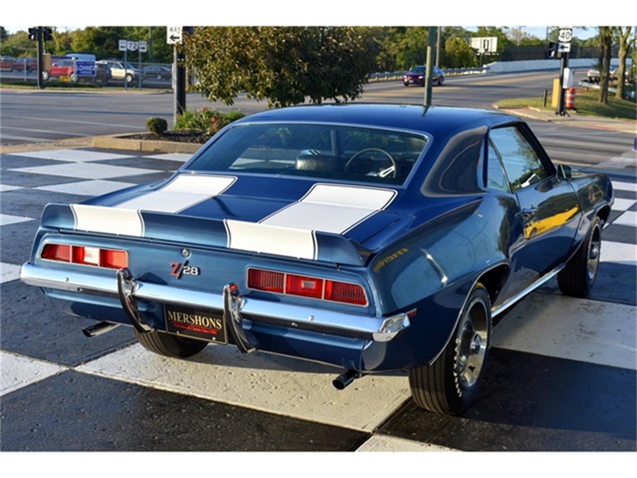 For Sale: 1969 Chevrolet Camaro Z28 in Springfield, Ohio