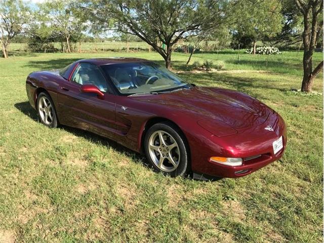 Picture of '03 Corvette - ORDQ