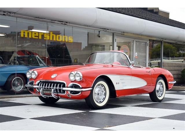 Picture of 1959 Chevrolet Corvette located in Springfield Ohio - ORDR